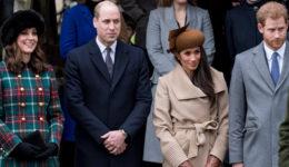 Dom Kate Middleton in Meghan Markle krasi ogromna novoletna jelka!