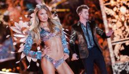 Pri Victoria's Secret KONČNO objavili celotni video letošnjega modnega šova
