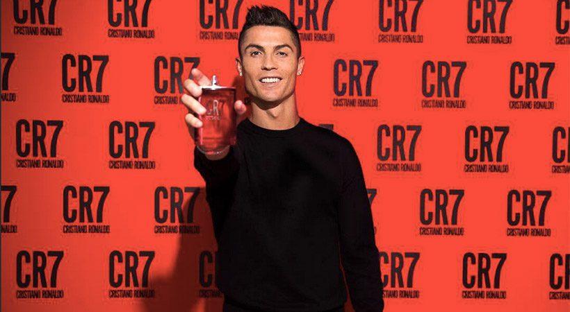 Cristiano Ronaldo objavil najbolj prisrčno božično fotografijo