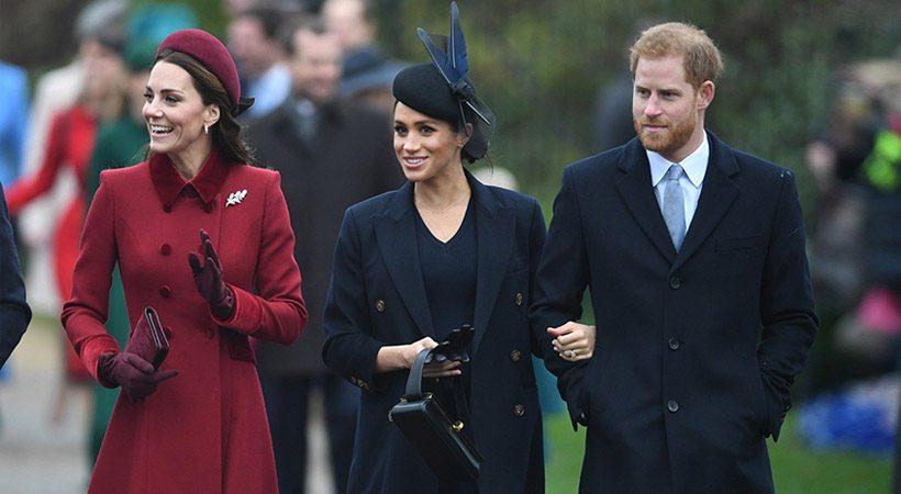 Izjemen stilski trik, ki ga upoštevajo tudi vse članice kraljeve družine