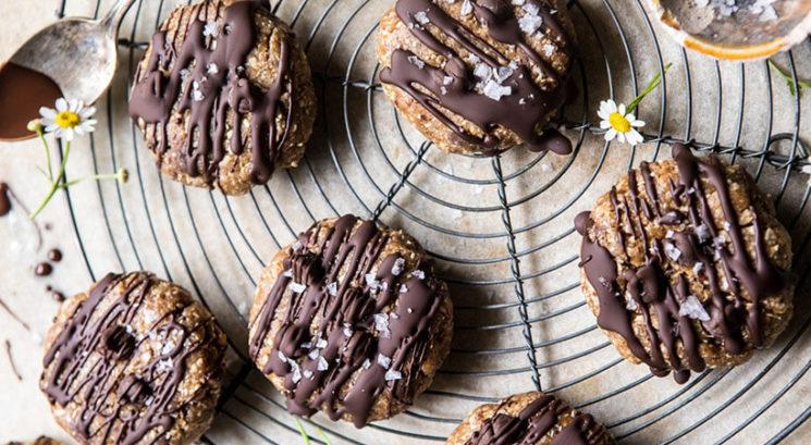 Brez peke: Čokoladni piškotki iz le šestih sestavin