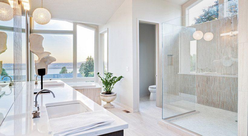 Vzhajajoči kopalniški trend je tako zelo enostaven in poceni!