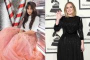 Camila Cabello zrinila Adele s prvega mesta!