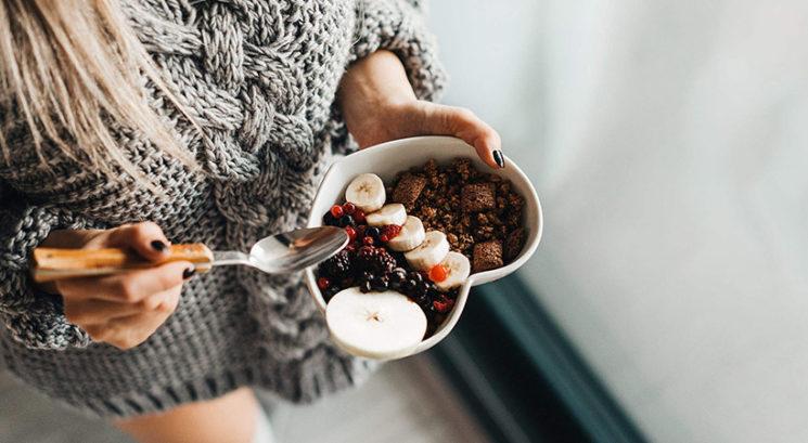 5 sprememb, ki jih nutricionisti naredijo vsako zimo