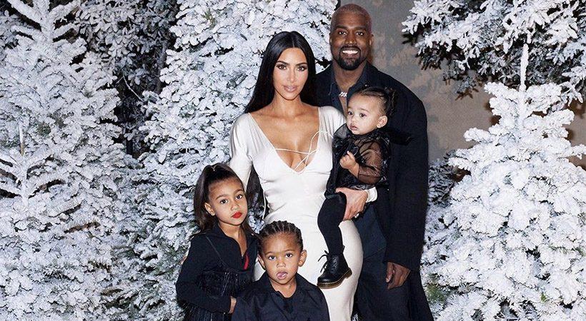 Vstopi v luksuzno stanovanje, ki ga je Kanye West za božič podaril Kim Kardashian