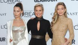 Tako izjemno v spodnjem perilu izgleda 55-letna mama Gigi in Belle Hadid!