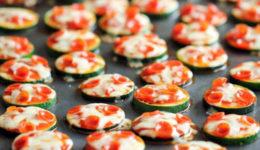 Recept: Nizkohidratne bučkine pizze
