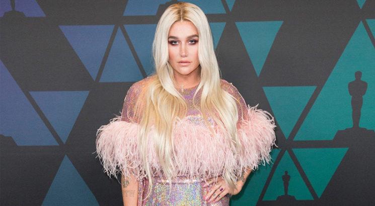 Pevka Kesha prvič pokazala svoj pravi obraz!