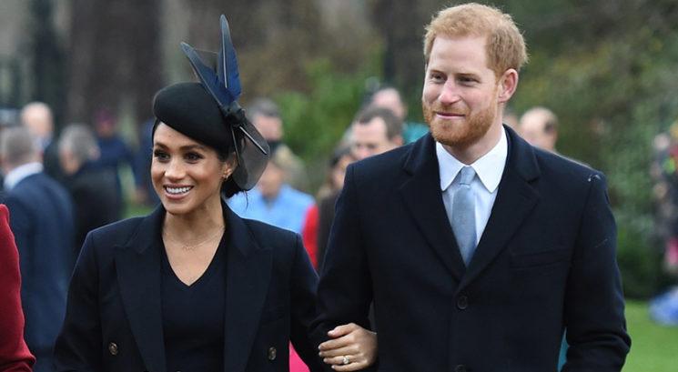 Razkrito, kakšne barve je otroška soba prvega otroka Meghan Markle in princa Harryja