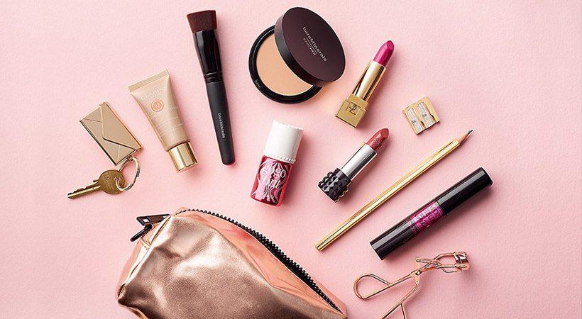 Ali tvoja kozmetična torbica potrebuje prenovo?