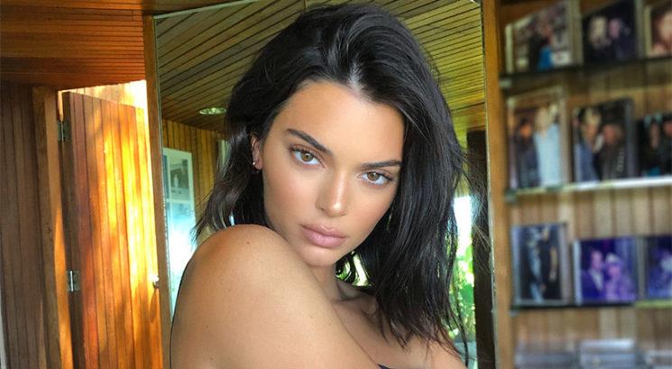 Kendall Jenner postrigla lase in izgleda kot popolnoma druga oseba!