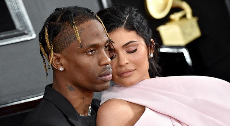 Travis Scott z valentinovim presenečenjem za Kylie Jenner prekosil samega sebe!