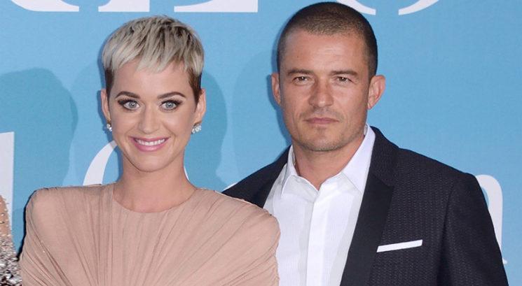 Katy Perry in Orlando Bloom zaročena – poglej si ta neobičajen prstan!