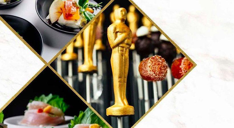 Poglej, kakšno hrano bodo zvezdniki letos uživali na zabavi po nagradah Oskarji
