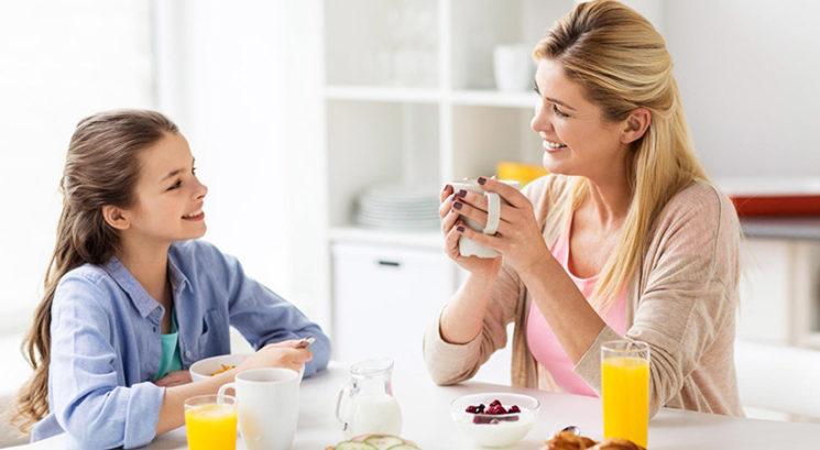 Kaj bi morali svojim otrokom redno govoriti (in česa nikakor ne)