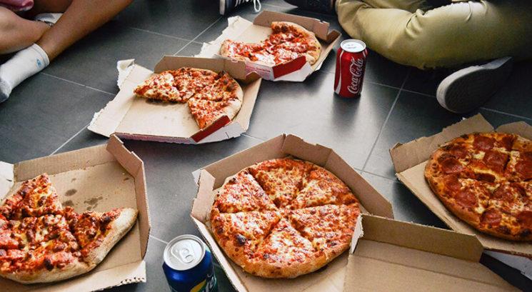 Najboljši način, kako pogreti ostanke pizze