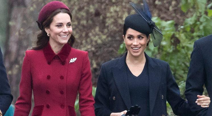 Razkrito, kdo plačuje oblačila, ki jih nosita Meghan Markle in Kate Middleton!