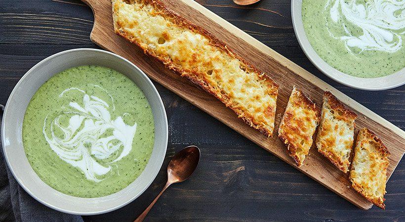 Poletni recept: Kumarično-avokadova juha