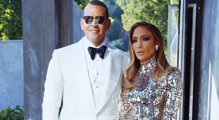 Jennifer Lopez in Alex Rodriguez sta zaročena!