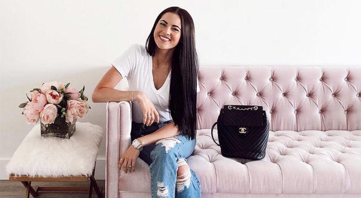 Blogerka tedna: Rachel Parcell – Pink Peonies
