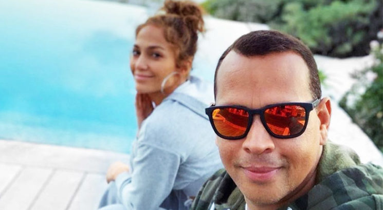 Je Alex Rodriguez res prevaral Jennifer Lopez s TO blondinko?