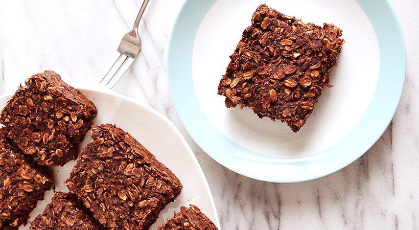 Zdravo in slastno: Čokoladni rjavčki brez moke