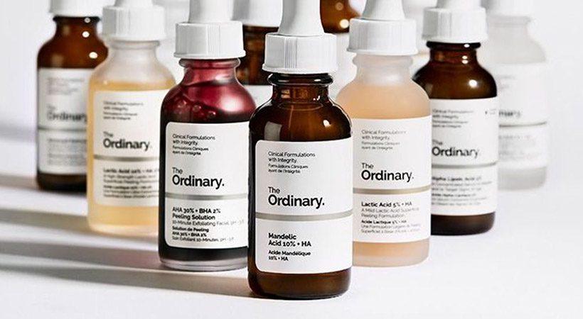 TOP 5 najbolje prodajanih izdelkov kozmetične znamke The Ordinary