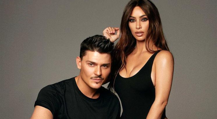 Mario Dedivanovic, vizažist Kim Kardashian že 20 let prisega na TO poceni maskaro