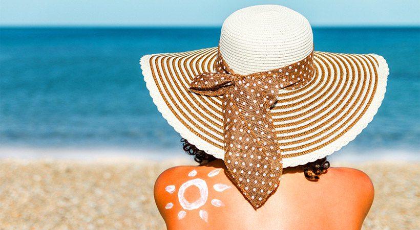 Kako najhitreje pozdraviti od sonca opečeno kožo