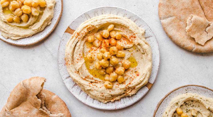Dilema: Je humus res zdrav prigrizek?