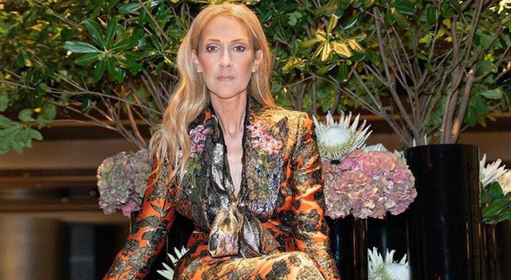 Celine Dion končno spregovorila o drastični izgubi kilogramov