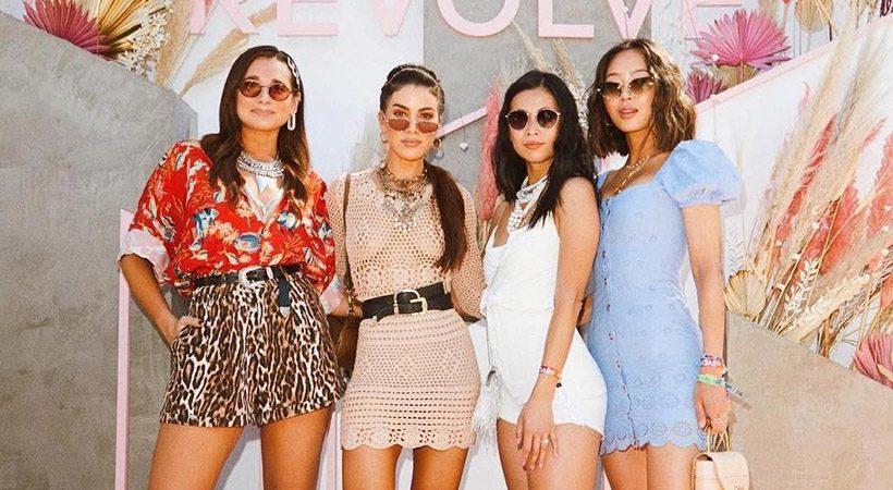 Festival Coachella 2019: Modne blogerke in njihovi stajlingi