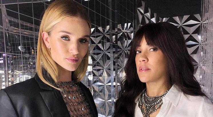 7 lepotnih pravil, na katere prisega kozmetičarka Rosie Huntington-Whiteley in Jessice Albe