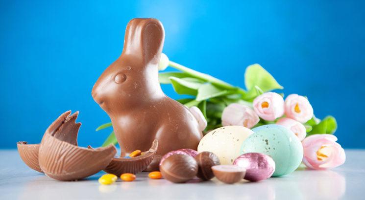 Enostaven način, kako porabiti vsa velikonočna čokoladna jajčka