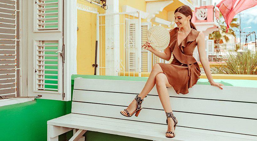 Blogerka tedna: Larisa Costea – The Mysterious Girl