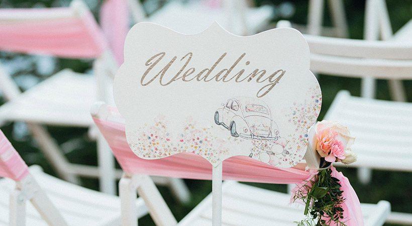 Poroka 2019: Barvne kombinacije za poletne poročne zabave