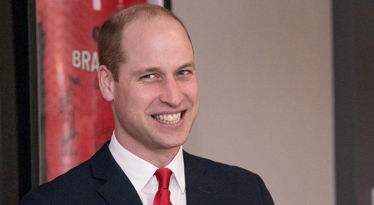 Poglej, kaj je princ William povedal o rojstvu otroka Meghan Markle in princa Harryja