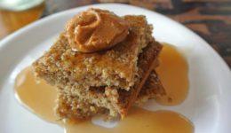 Hitro in zdravo: Kvinojino pecivo s cimetom