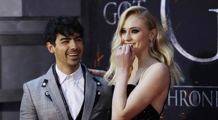 Presenečenje! Joe Jonas in Sophie Turner iz Game of Thrones poročena!