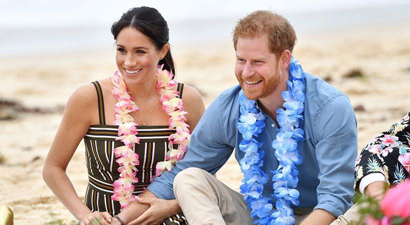 Potrjeno! Meghan Markle in princ Harry prvič postala starša!