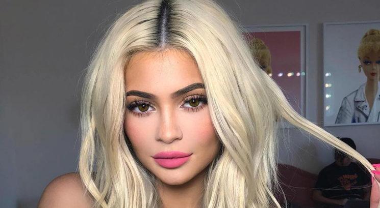 Kylie Jenner končno razkrila veliko skrivnost!
