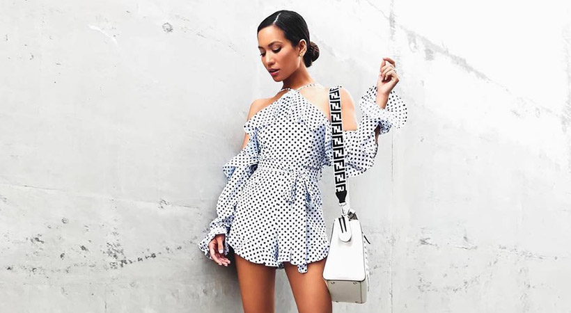 Blogerka tedna: Jessi Malay – My White T