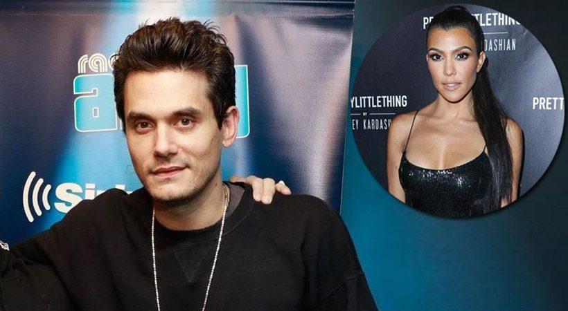 John Mayer prvič javno spregovoril o Kourtney Kardashian
