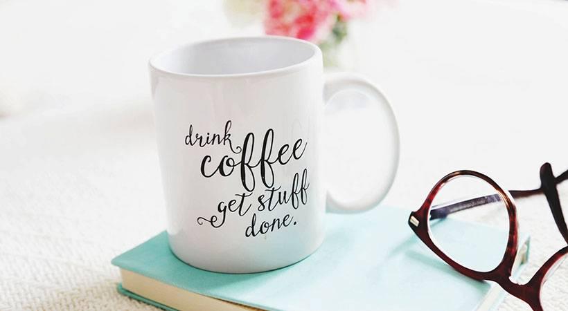 Ali tudi ti prezgodaj piješ jutranjo kavo?