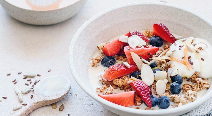 7 živil, ki uravnavajo hormone v tvojem telesu