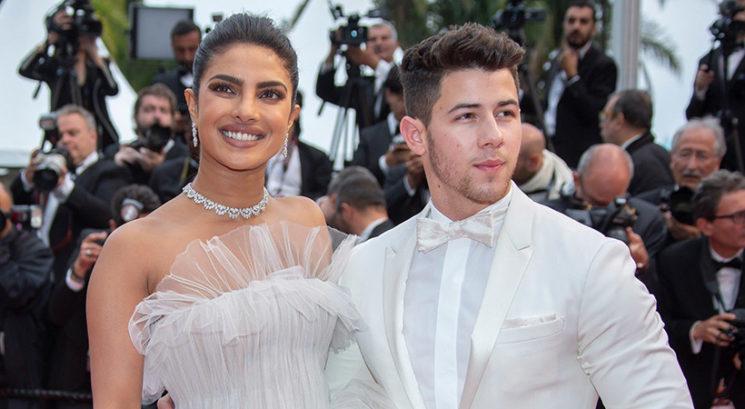 Nick Jonas in Priyanka Chopra praznujeta!