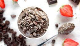 Slastno in zdravo: Čokoladno-kavin chia puding