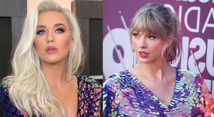 Kaj se dogaja med Taylor Swift in Katy Perry?