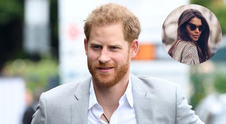 ŠOK! Princ Harry je bil v zvezi, ko je šel na prvi zmenek z Meghan Markle!