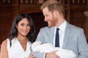 Končno razkrit obraz prvorojenca Meghan Markle in princa Harryja!
